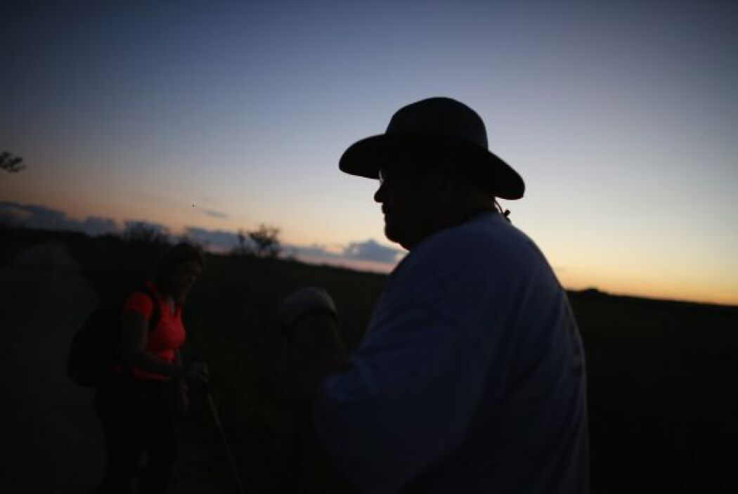 Se espera que los participantes se afanen en cazar el mayor número posib...
