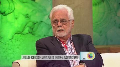 Expresidente de la UPR habla del escándalo de becas presidenciales