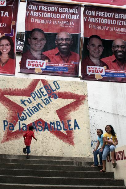 El MUD logró consensuar 98 por ciento de las candidaturas para esta elec...