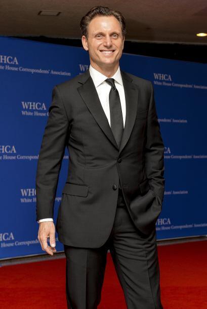 """Tony Goldwyn, quien interpreta al presidente en """"Scandal"""". Mir..."""