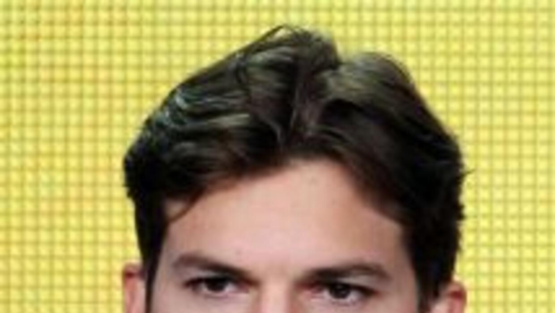 El actor y comediante estadunidense Ashton Kutcher se convirtió en el pa...