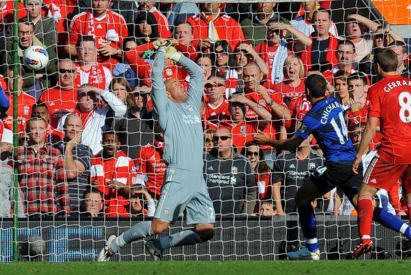 9.- Ya era la temporada 2011-12 y los 'Reds' volvieron a sufrir de los g...