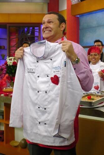 En Despierta América se vale de todo, por eso Alan tiene su uniforme de...
