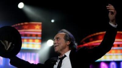 Joan Manuel Serrat cumplirá 50 años de exitosa trayectoria musical.