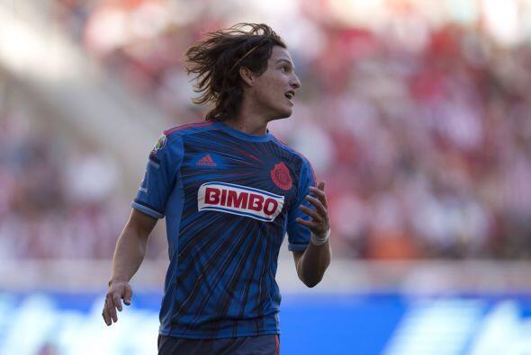 Carlos Eduardo Fierro (8).- El mediocampista de las Chivas podría ser el...