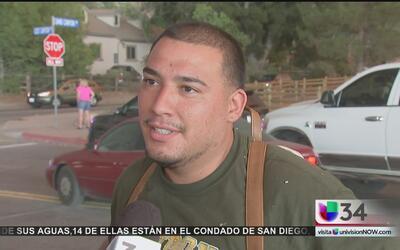 Ordenan evacuaciones en Santa Clarita por el 'Sand Fire'