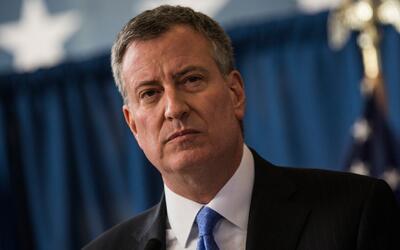 Bill de Blasio anunció el cierre eventual de la cárcel de Rikers Island