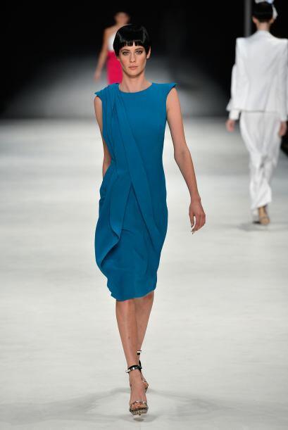 El azul es un color que nunca pasa de moda y el verano es una buen&iacut...