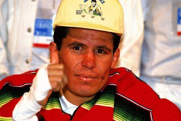 Chávez se enfrentó en revancha a Taylor en 1994, en esta oportunidad la...