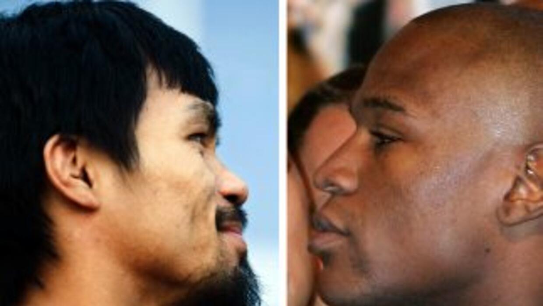 Pacquiao VS Mayweather podría ser la pelea más lucrativa de la historia.