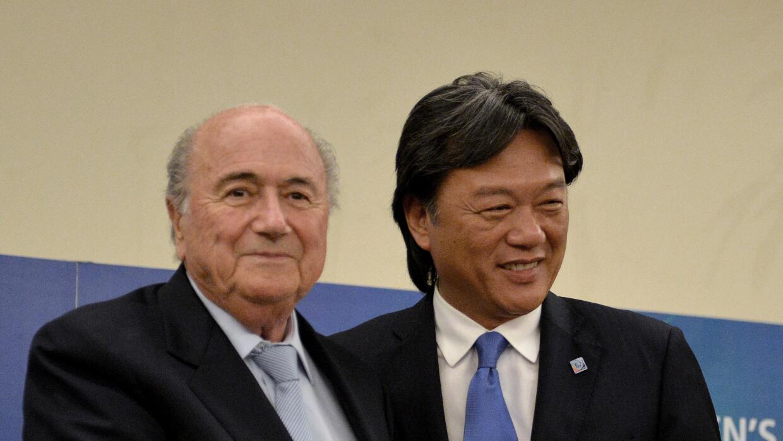 Eduardo Li fue detenido por el caso de corrupción en FIFA