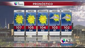Otra semana calurosa