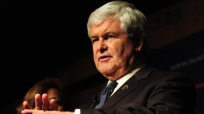 Newt Gingrich declaró que apoya el aspecto del Dream Act que permitiría...