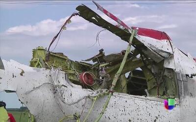 Los prorrusos pudieron derribar por error el MH17