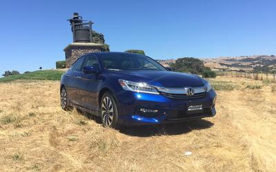 Honda Accord Hybrid 2017 - Prueba A Bordo [Resumen]