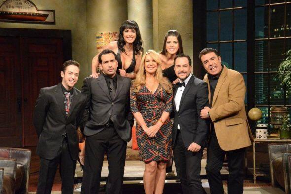 Un show maravillosos con los actores.