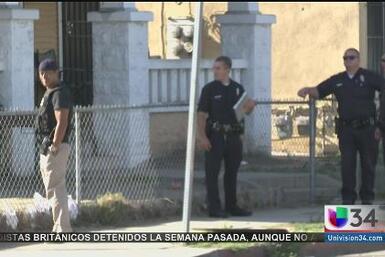 Ola de violencia en el sur de Los Ángeles