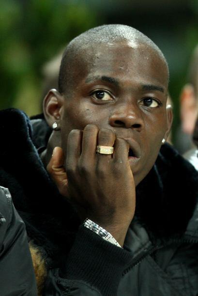 Este es Mario Balotelli, un tipo que ha demostrado su enorme talento com...
