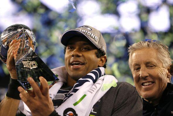Los Seahawks dominaron al supuesto poderoso ataque de Peyton Manning y S...