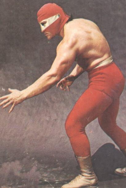 Sangre Chicana, también conocido como el 'Pocho Maldito', fue un...