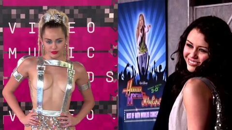 Miley Cyrus era mal pagada por ser Hannah Montana