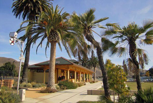 #6.Fremont, CA. Los parques y boulevares abundan en esta ciudad, asi que...