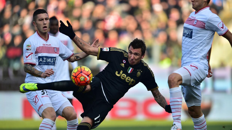 Carpi vs. Juventus