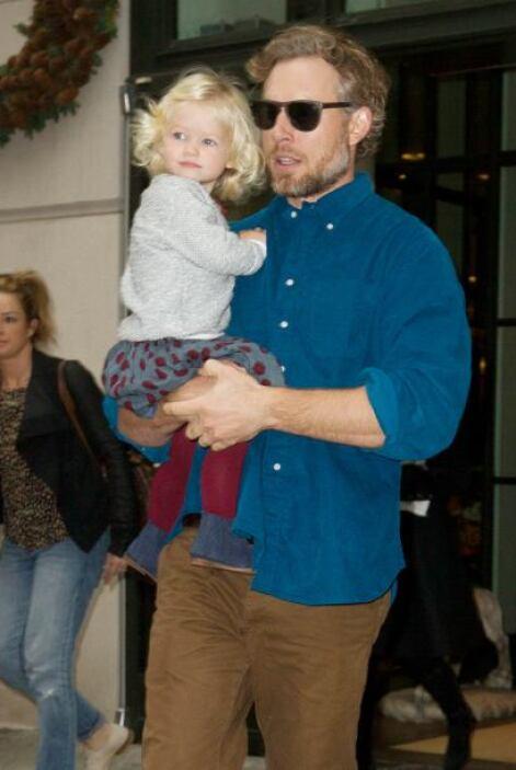 Encontramos a la cantante con su esposo e hijos paseando por Nueva York,...