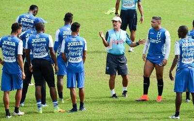 Honduras hace un llamado a su afición y pide apoyo