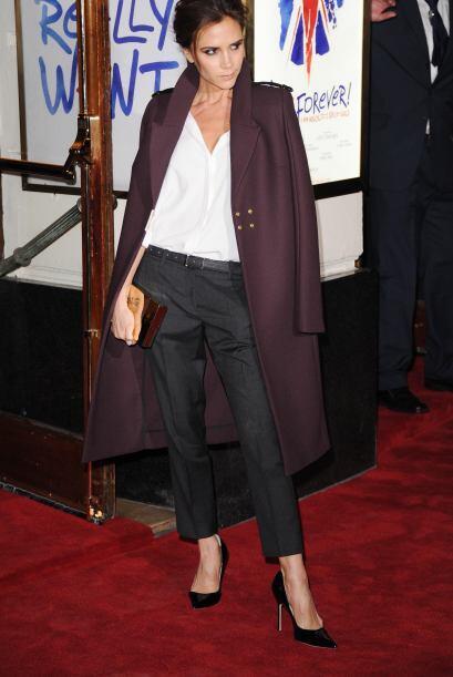 A Victoria Beckham no se le pasa ni una tendencia, es por eso que adopt&...