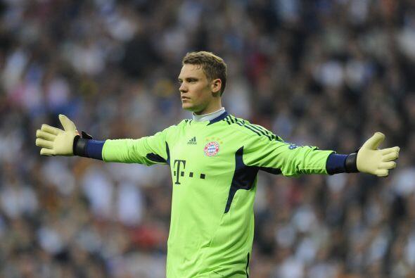 3.- Un Manuel Neuer en mejor momento que Cech: Con apenas una campa&ntil...