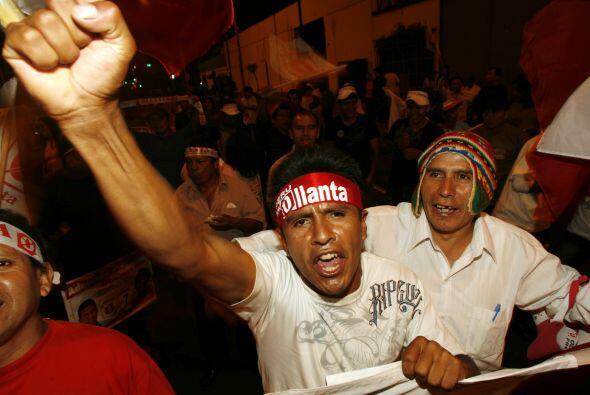 Todo está listo para que los peruanos elijan a su nuevo presidente este...