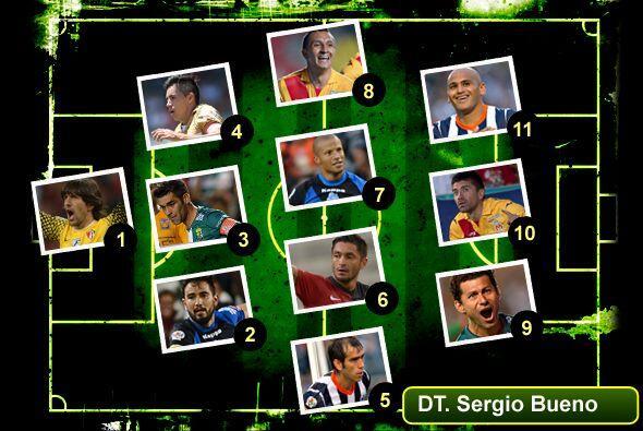 El penúltimo once ideal de la temporada regular llegó, con jugadores de...