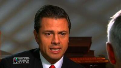 Los Presidenciables: Enrique Peña Nieto