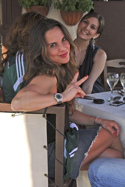 ¡Qué guapa, Kate!Todo sobre el Mundial de Brasil 2014.
