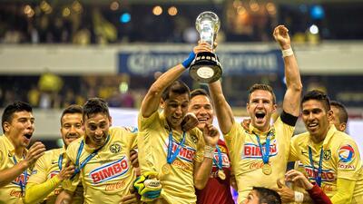 América 3 Tigres 0: América voló a la supremacía del futbol mexicano