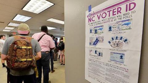 Daily Brief: North Carolina Voter ID Law