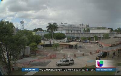 El racionamiento afectará también a los principales hospitales de Puerto...