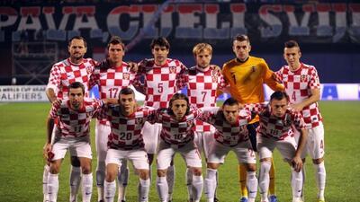 Croacia tiene mucho talento individual, que bien conjuntado puede dar má...