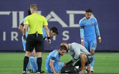 La última lesión de Frank Lampard ensombreció la no...