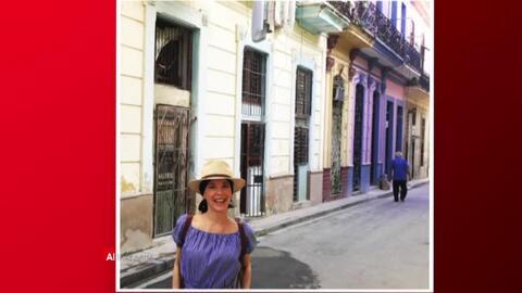 SYP Al Instante: Dicen que Edith González fue a Cuba para combatir el cá...