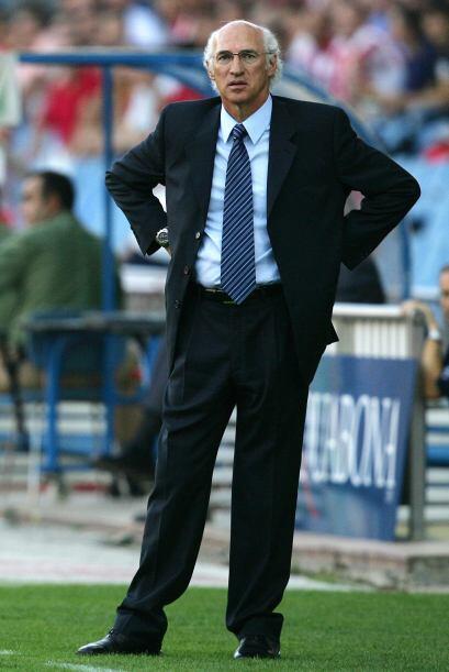 El técnico que  gusta en todas las latitudes de América, Carlos Bianchi,...