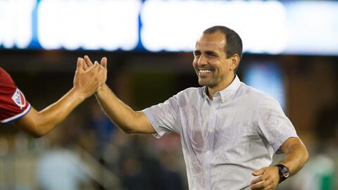 Óscar Pareja, entrenador de FC Dallas