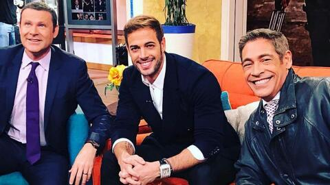 "De Cuba para Hollywood: William Levy lució su talento latino en ""Residen..."
