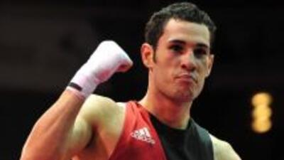 José Pedraza era considerado como ganador del oro Olímpico para Puerto R...
