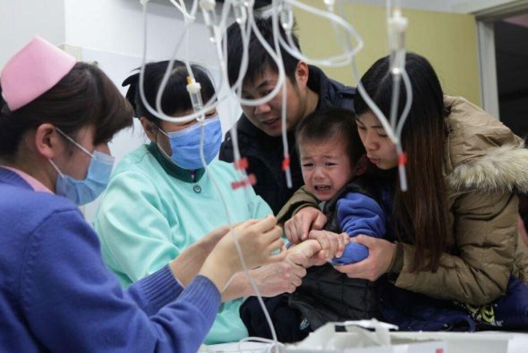 El número de muertos en el este de China por la nueva cepa del virus de...