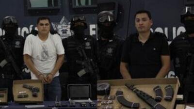 Autoridades mexicanas lograron la captura de Jesús Valentín Núñez Lugo a...