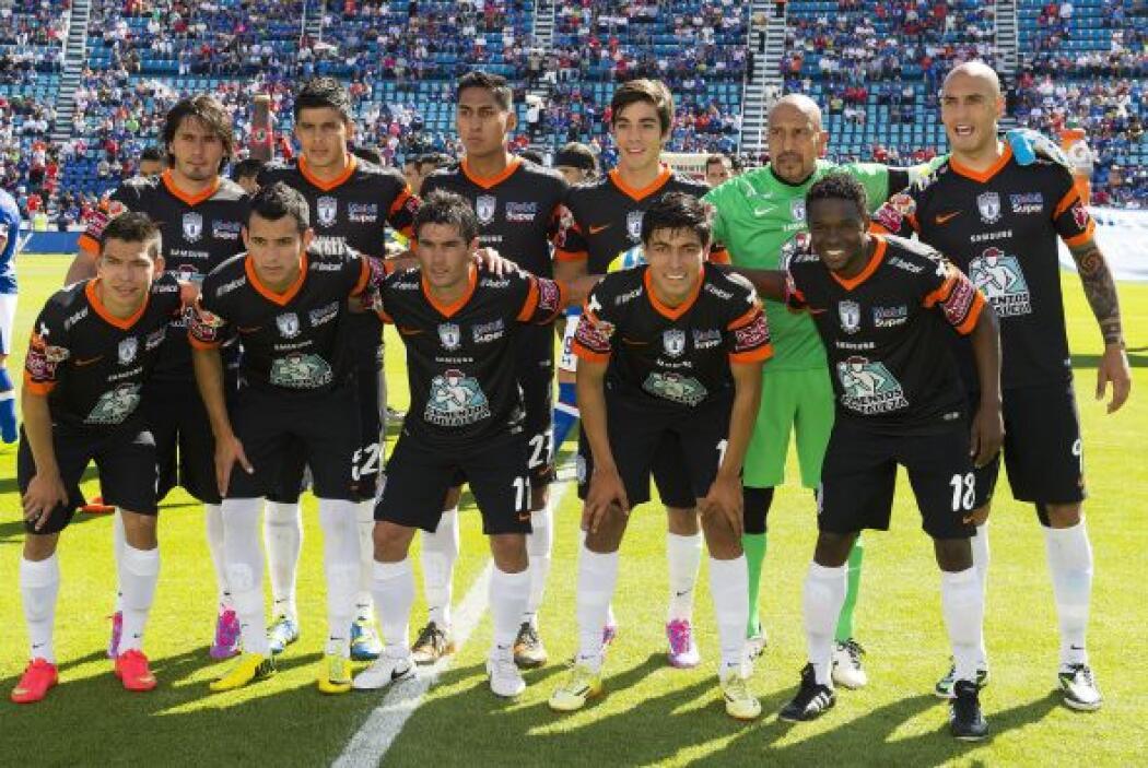 Pero heroico resultó el primer triunfo del Subcampeón Pachuca en el Aper...