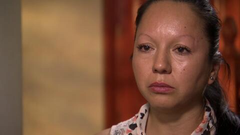 Sentimientos encontrados embargan a esta madre deportada a México, y sep...