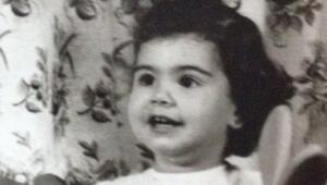 Livia Brito bebé